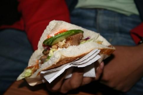 Phien ban cua doner kebab tren khap the gioi