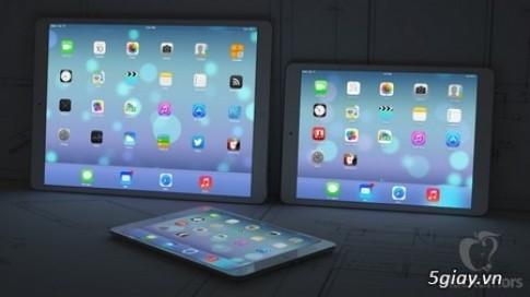 "Phien ban Demo cua iPad 12"" dang duoc thu nghiem?"