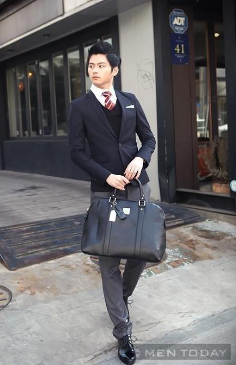Phong cách thời trang cho quý ông công sở