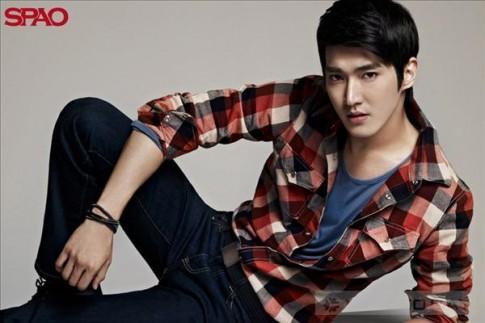 Phong cach thoi trang nam tinh va quyen ru cua Choi Si Won (Super Junior)