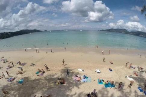 Phuket mo trung tam dich vu de dam bao an toan cho du khach