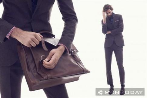 Quý ông tinh tế cùng lookbook thời trang xuân/hè 2014 của Brunello Cucinelli
