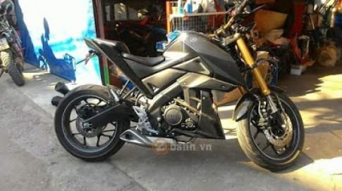 R 14/2 19h Yamaha M-Slaz độ pô CBR650 F ngọn nhẹ thể thao