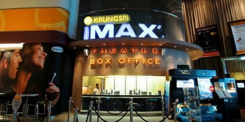 Rap chieu IMAX o Siam Paragon
