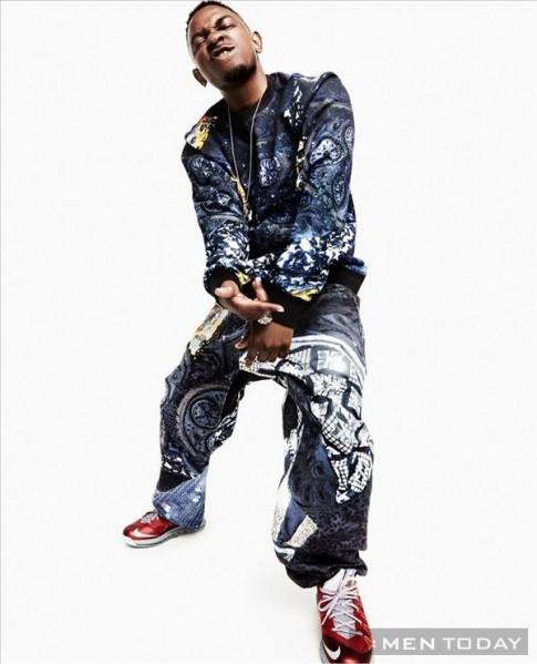 Rapper Kendrick Lamar noi bat tren tap chi Bullett