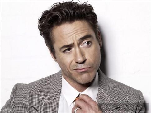 Robert Downey – Dang cap tu nhung kieu toc