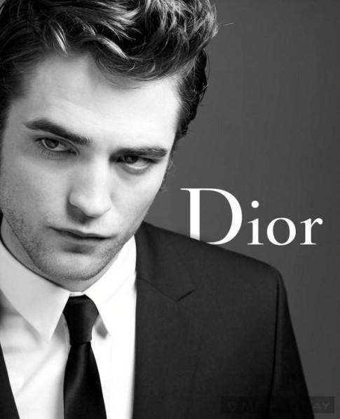Robert Pattinson tro thanh guong mat moi cua Dior