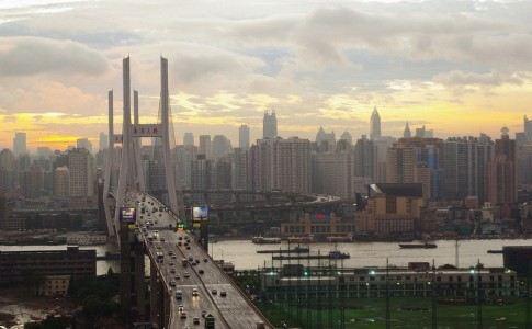 'Rồng' Nam Phố nối hai bờ Thượng Hải