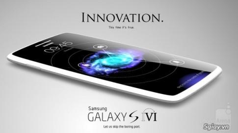 "Samsung bat dau san xuat man hinh ""khung"" cho Galaxy S5"