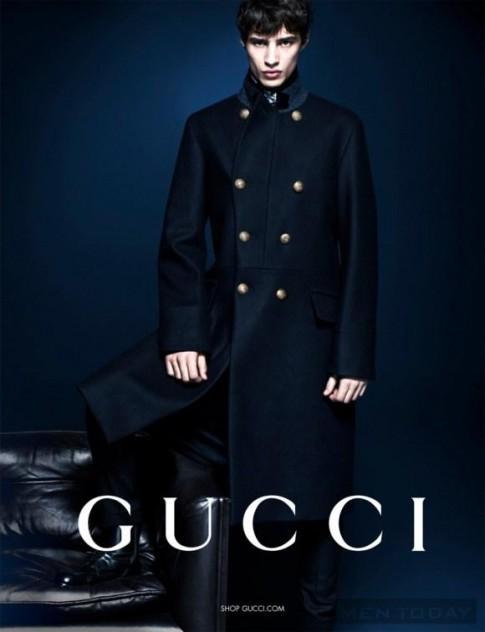 Sang trong voi chien dich thu dong 2013 cua Gucci
