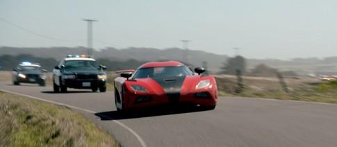 "Sieu xe trong phim ""Need For Speed"" co phai xe that khong ?"