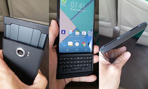 Smartphone BlackBerry chay Android gia khoang 14 trieu dong