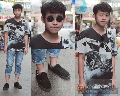 Streetstyle của các chàng trai Việt ngày thu