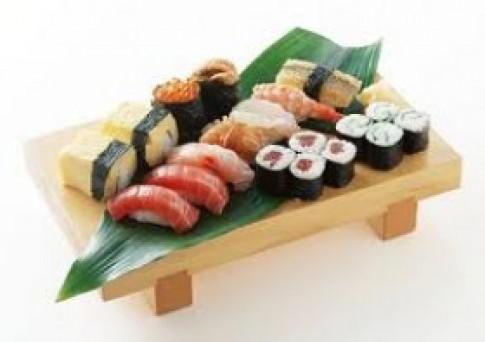 Sushi - Mon An Tot Cho Suc Khoe