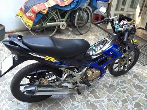Suzuki raider phong cách lạ ngày đầu tuần