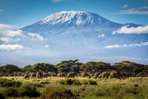 Tanzania - diem den hap dan tai chau Phi