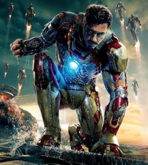 Tạo kiểu tóc của Tony Stark trong Iron Man 3