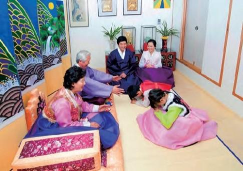 Tet Nguyen dan cua nguoi Trieu Tien