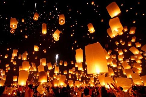 Thai Lan huy 150 chuyen bay de tranh le hoi den long