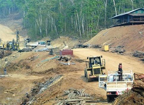 Thái Lan theo đuổi kế hoạch mua điện từ Xayaburi