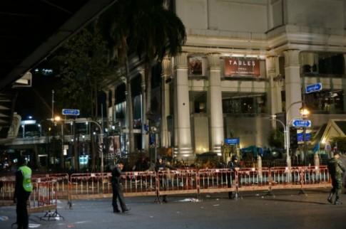 Thai Lan yeu cau du khach can than khi ra vao Bangkok