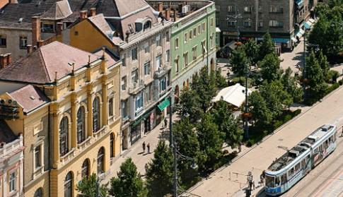 Thanh pho Debrecen