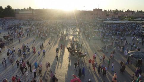 The gioi nghin le mot dem o Morocco