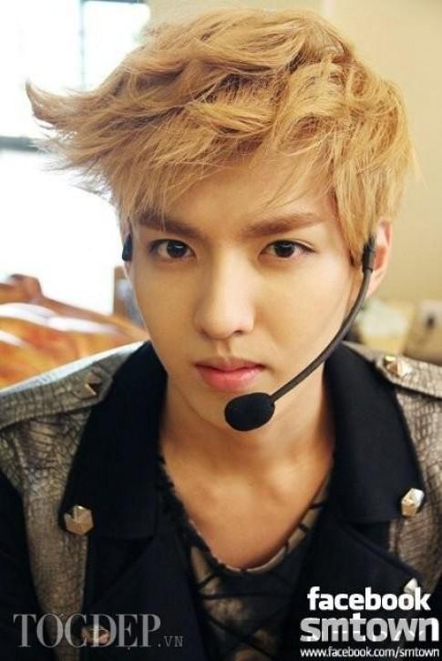 Thời trang tóc nam của thủ lĩnh nhóm EXO – Kris