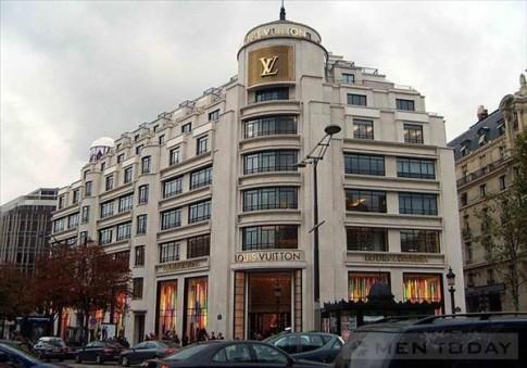 Thương hiệu thời trang: Louis Vuitton