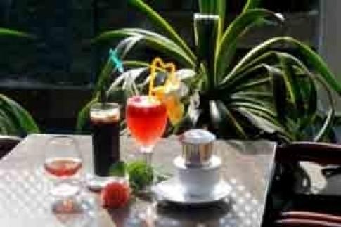 Tino Garden Emotion Cafe - Quan cua gioi van phong