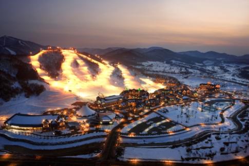 Trải nghiệm 'Thiên đường' tuyết Pyeongchang cùng Vietrantour