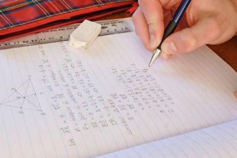 Trẻ tự kỷ thường học giỏi toán