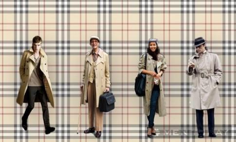 Trench coat – Mau ao khoac huyen thoai cua Burberry