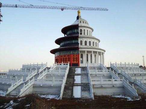 Trung Quốc cấm xây dựng các công trình kiến trúc kỳ quái