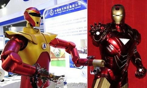 Trung Quoc che tao robot 'Nguoi sat' tham hiem vu tru