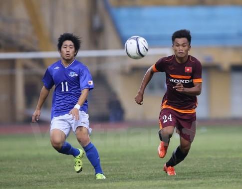 U23 Viet Nam dang trong giai doan chuan bi cuoi cung cho VCK U23 chau A