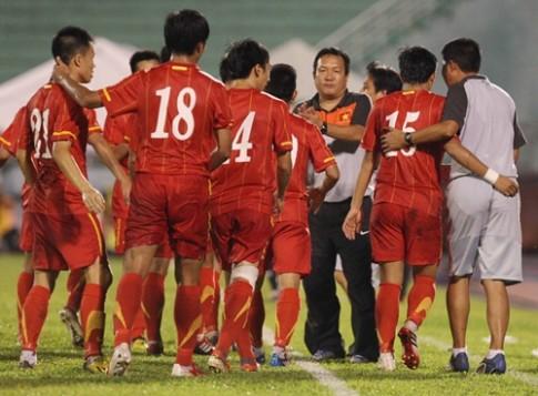 U23 Viet Nam thua tham, phu long nguoi ham mo.