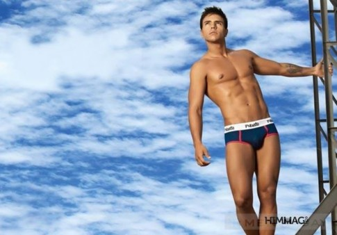 Underwear nam mau keo ngot cho Fall Winter 2012