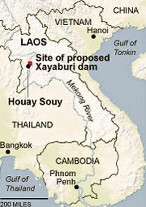 Việt Nam đề nghị hoãn xây đập Xayaburi 10 năm