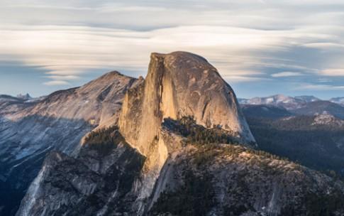 Vo chong hoa da vi cai nhau trong truyen thuyet o Yosemite