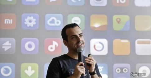 Xiaomi lên kế hoạch tấn công thị trường phương Tây.