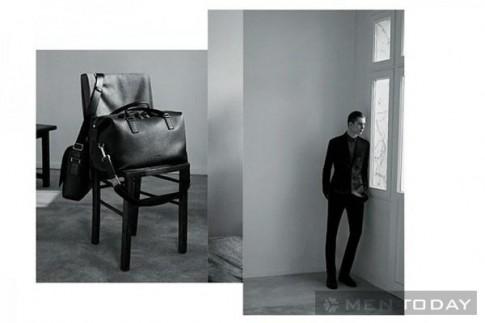 Xu huong thoi trang nam thu dong 2013 tu Dior