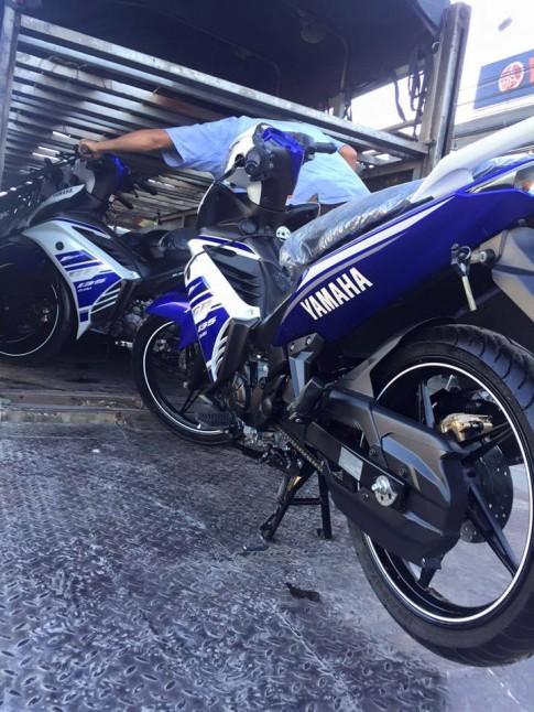 Yamaha Exciter 135 tiep tuc duoc san xuat phuc vu thi truong Tet