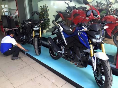 Yamaha M-Slaz đã về Việt Nam với giá hơn 100 triệu đồng
