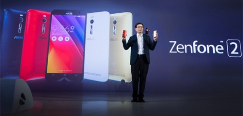 ZenFone 2 - 'quai vat' ve toc do