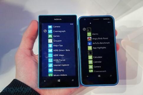 Anh dien thoai Windows Phone 8 re nhat cua Nokia