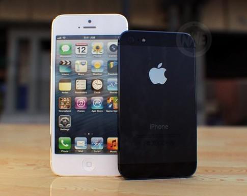 Ảnh 'iPhone Mini' giá rẻ so dáng iPhone 5
