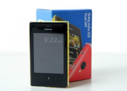 Anh mo hop Nokia Asha 503 2 SIM
