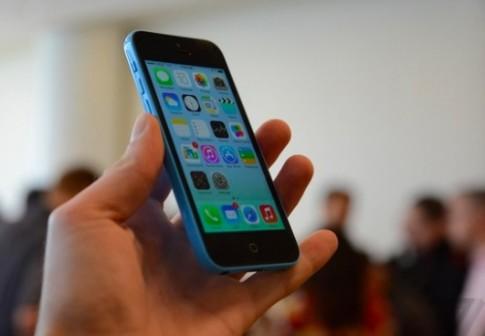 Anh thuc te iPhone 5C