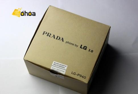 Anh thuc te LG Prada 3.0 o VN
